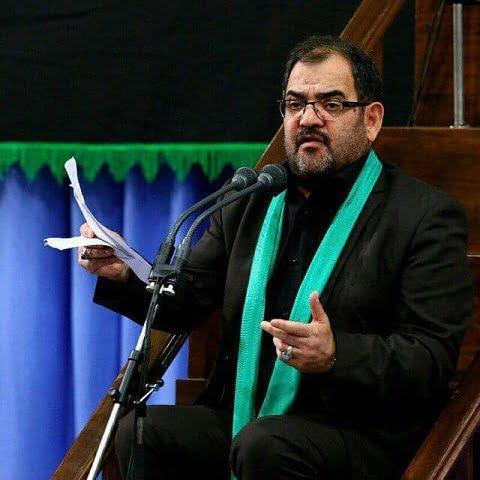 دانلود نوحه محمد عاملی اردبیلی به نام خداحافظ ای غریب مدینه