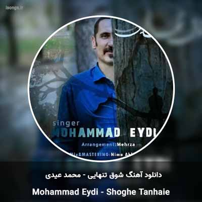 دانلود آهنگ محمد عیدی شوق تنهایی